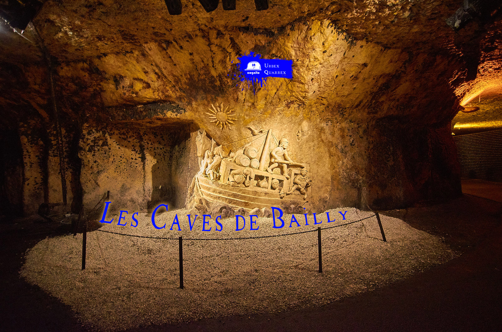 Caves de bailly in for Le pavillon de bailly