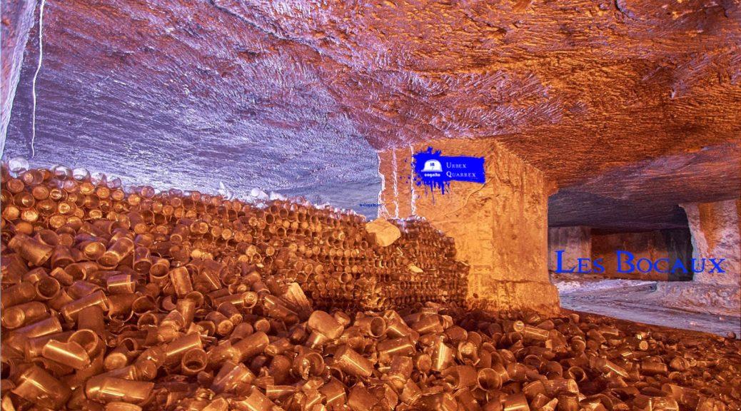 carriere souterraine des bocaux